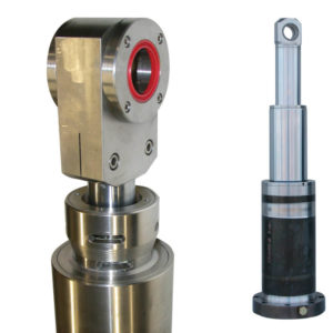 cilindro acciaio inox
